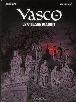Vasco tome 24 - le village maudit