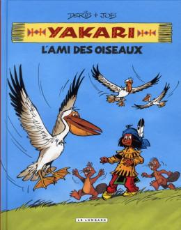 Yakari - intégrale tome 6 - l'ami des oiseaux