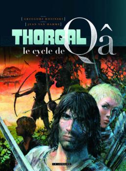 Thorgal ; Integrale ; Le Cycle De Qâ