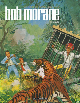 Bob Morane intégrale nouvelle version tome 2