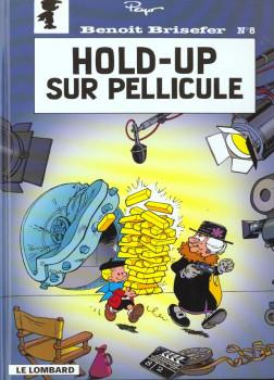 48h - Benoît Brisefer - Hold up sur pellicule