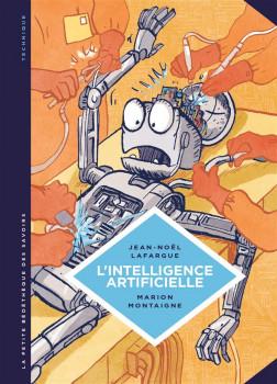 La petite bédéthèque des savoirs tome 1 - L'intelligence artificielle