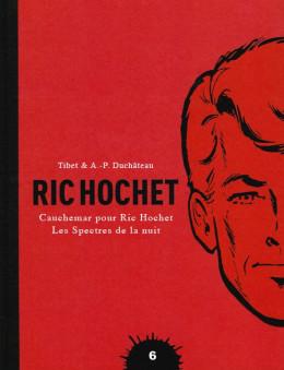 Ric Hochet (Sudpresse) - 6/10 - 6 - Cauchemar pour Ric Hochet - Les Spectres de la nuit (éd. )