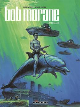 Bob Morane - intégrale nouvelle version tome 5