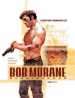 Bob Morane - renaissance - fourreau tomes 1 et 2
