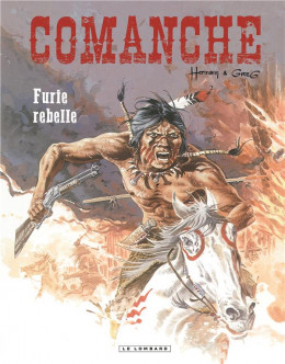Comanche tome 6