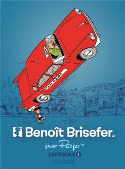 Benoit Brisefer - intégrale tome 1