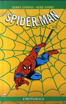 spider-man - intégrale tome 13 - 1975