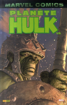 hulk tome 3 - planète hulk tome 1
