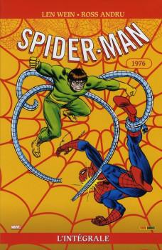 spider-man - intégrale tome 14 - 1976
