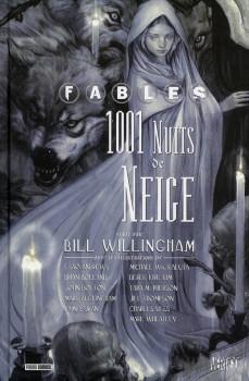 fables ; 1001 nuits de neige