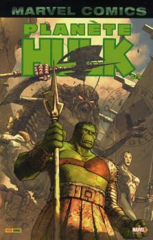 hulk tome 4 - planète hulk tome 2