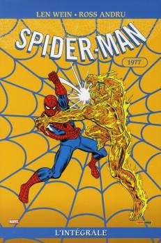 spider-man - intégrale tome 15 - 1977