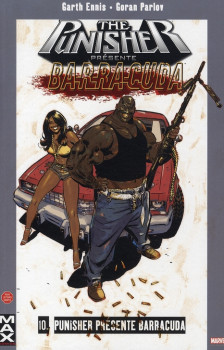 the punisher tome 10 - the punisher présente barracuda