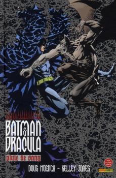 batman & dracula tome 1 - pluie de sang