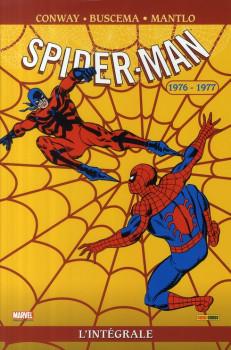 spider-man - intégrale tome 16 - 1976-1977