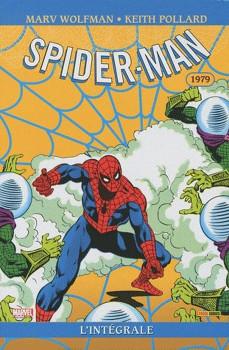 spider-man - intégrale tome 19 - 1979