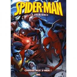 spider-man, les aventures tome 8 - chasse aux x-men !