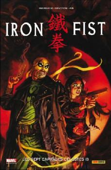 iron fist tome 2 - les sept capitales célestes tome 1