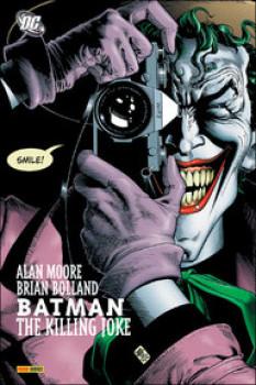 batman ; the killing joke