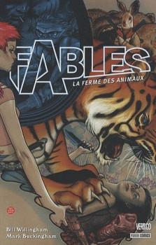 fables tome 2 - la ferme des animaux