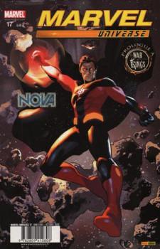 Marvel universe tome 17
