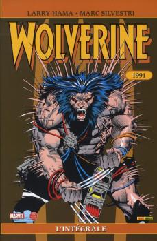 wolverine ; intégrale 1991