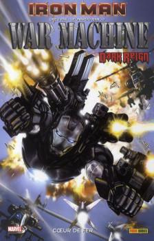 iron man - war machine tome 1