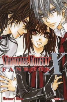 vampire knight ; fan book
