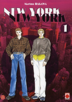 new york new york tome 1