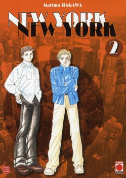 new york new york tome 2