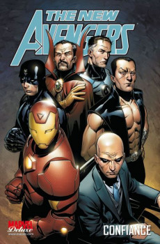 the new avengers tome 4 - confiance