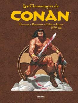 les chroniques de Conan tome 8 - 1979 tome 2