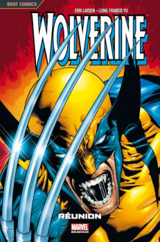Wolverine tome 1 - réunion