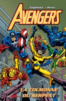 Avengers ; la couronne du serpent