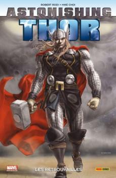 astonishing Thor ; les retrouvailles