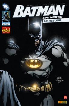 BATMAN UNIVERSE  N.10