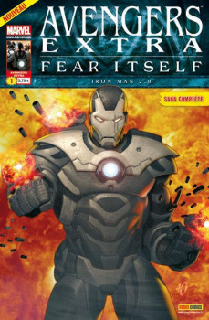 avengers extra tome 1 - iron man 2.0