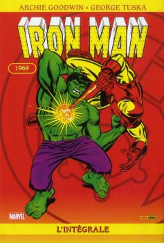 Iron man - intégrale tome 5 - 1969