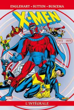 X-Men ; INTEGRALE VOL.23 ; 1975-1976