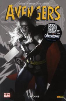 avengers ; origins