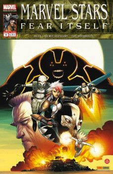 marvel stars tome 14 - fear itself