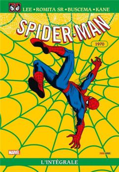 Spider-man - intégrale tome 8 - 1970 (ned)