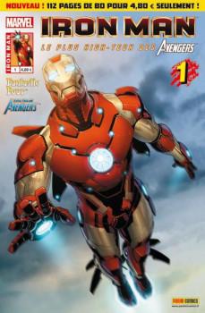 Iron man - le plus hich-tech des avengers tome 1