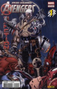 Avengers : x-sanction tome 1