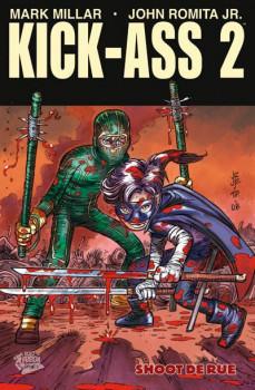 kick ass 2 tome 2 - shoot de rue