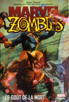 Marvel zombies tome 2