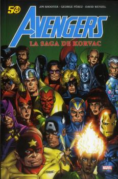 Avengers ; la saga de Korvac
