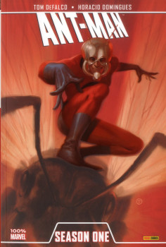 Ant-man ; season one
