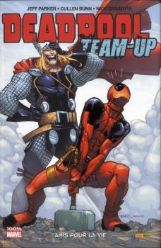 deadpool team-up tome 2 - amis pour la vie